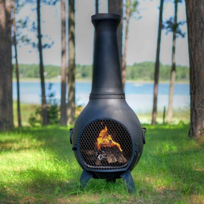 flame terrassenheizer außen design terrassenheizung mit gas ideen schwarz