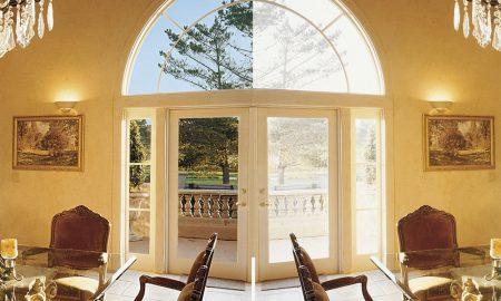 Frische Ideen für Sonnenschutzfolien für Fenster und Türen!