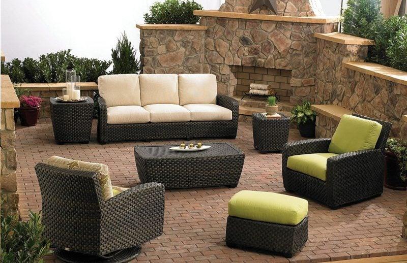 Hochwertige Gartenmöbel für elegante Gartengestaltung!