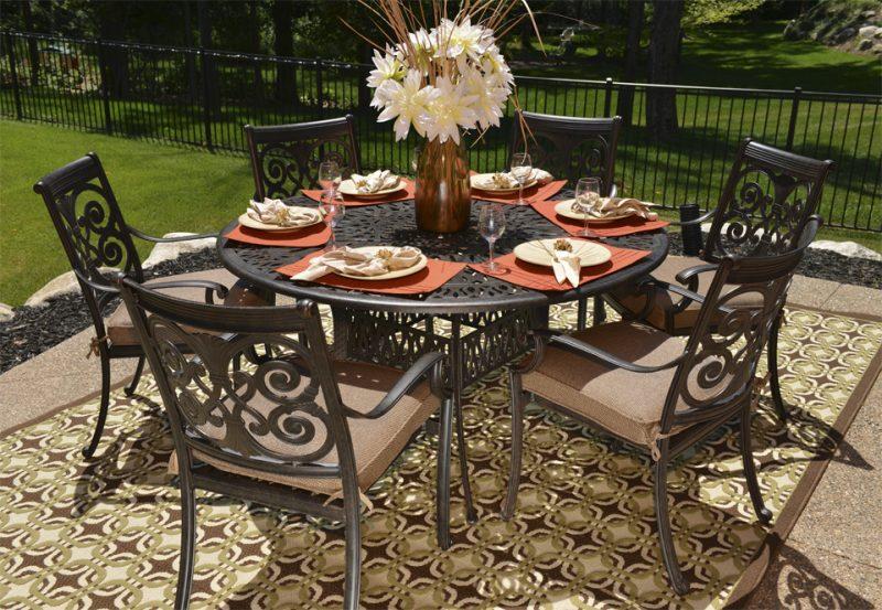 Hochwertige Gartenmöbel mit frischem Design!