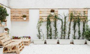 gartenmöbel aus paletten selber bauen palettenmöbel