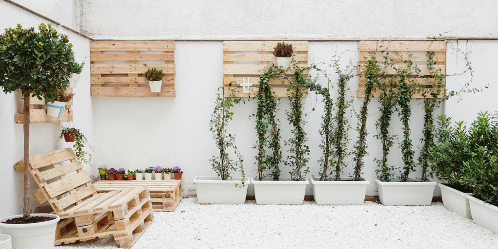 Gartenmobel paletten bauanleitung dekoration - Sitzmobel aus paletten ...