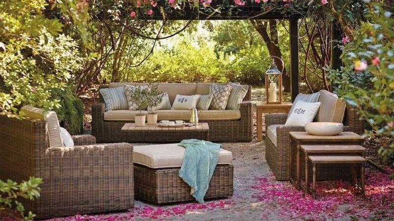 Hochwertige Gartenmöbel: Paradies im Garten!