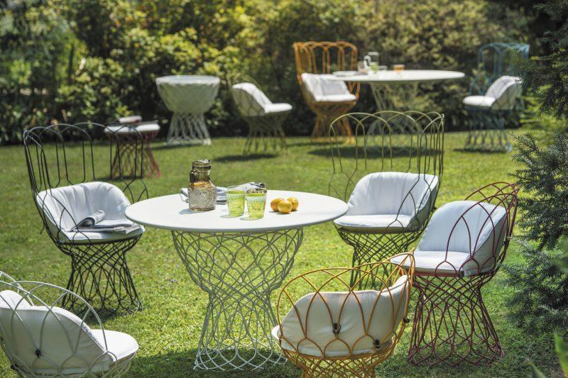Hochwertige Gartenmöbel bedeuten Qualität und Komfort!