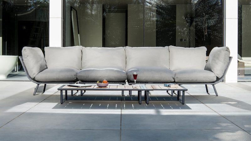 Hochwertige Gartenmöbel für stilvolle Garteneinrichtung!