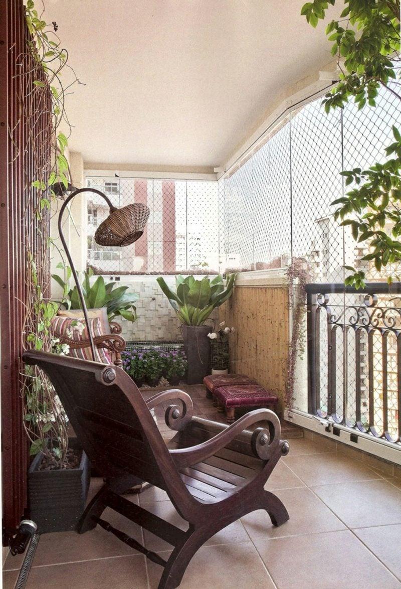 gartenmöbel rustikal gartenbank holz braun design sitzmöbel ideen