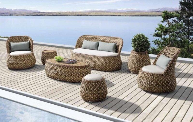 Hochwertige Gartenmöbel: Für jeden Wohnstil gibt es entsprechende Variante!