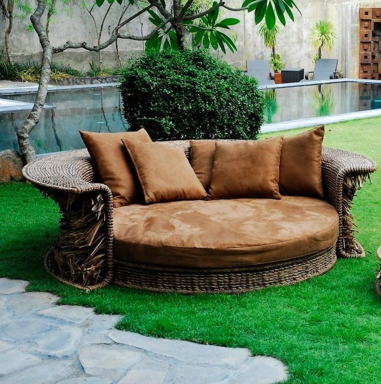 Hochwertige Gartenmöbel mit charmantem Design!