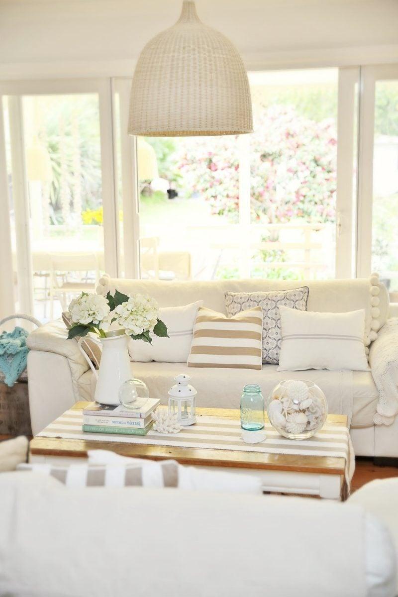 Wohnzimmer skandinavisch einrichten: 22 Ideen für ...