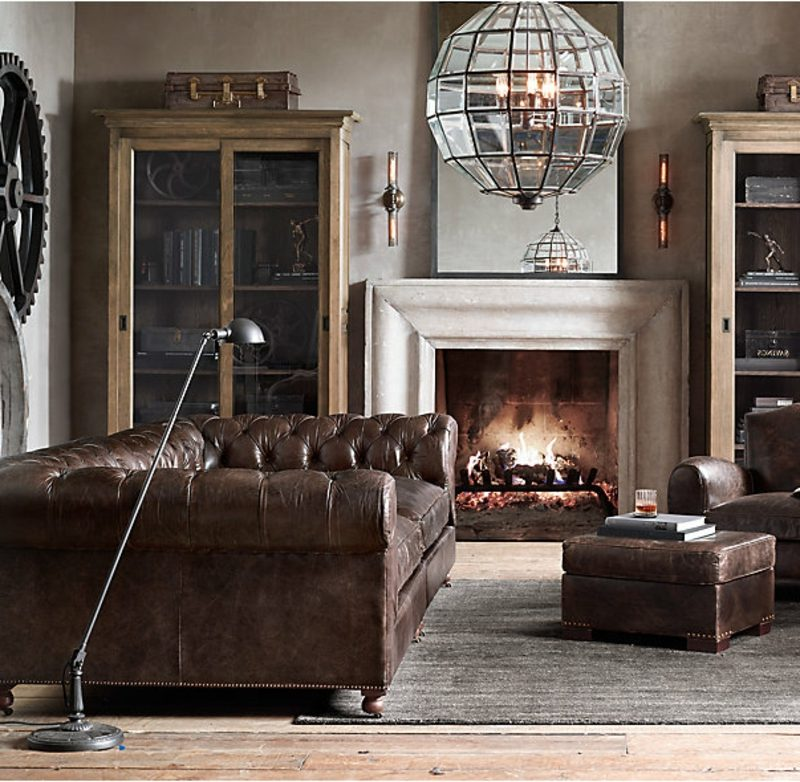 beautiful industrial look wohnzimmer contemporary