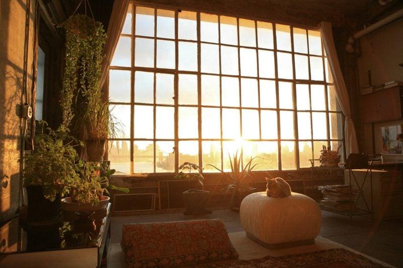 industrial möbel ideen fuer wohnzimmer