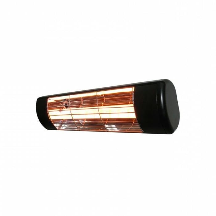 infrarot terrassenheizer schwarz