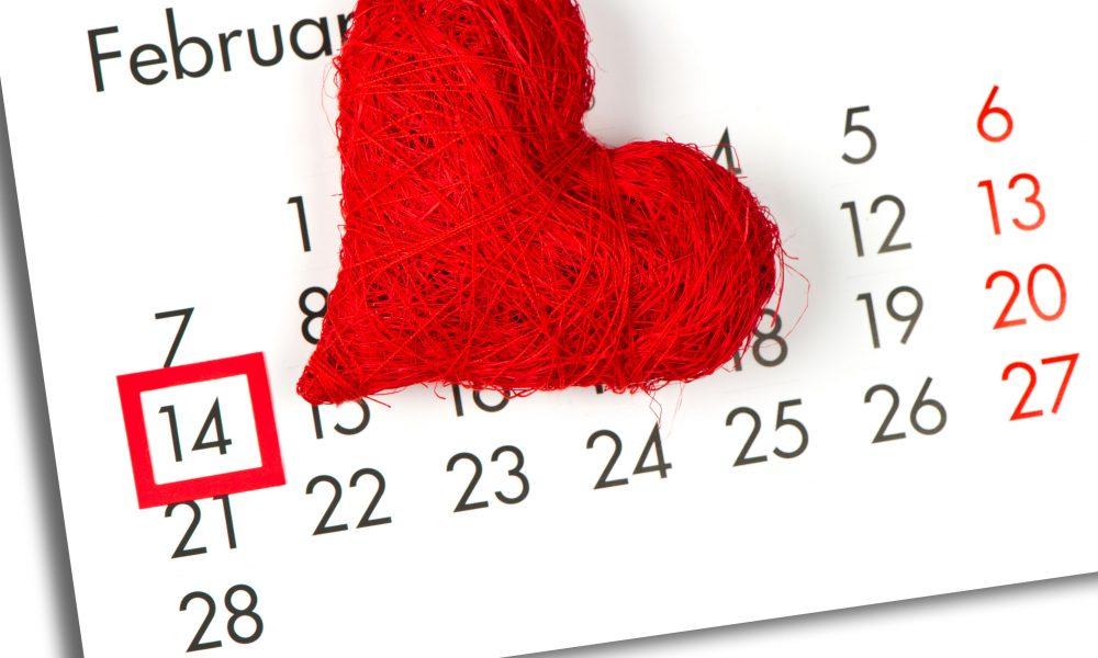 Interessante Fakten zum Valentinstag
