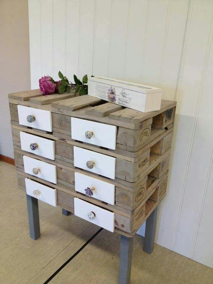 küche möbel aus paletten ideen regal aus paletten