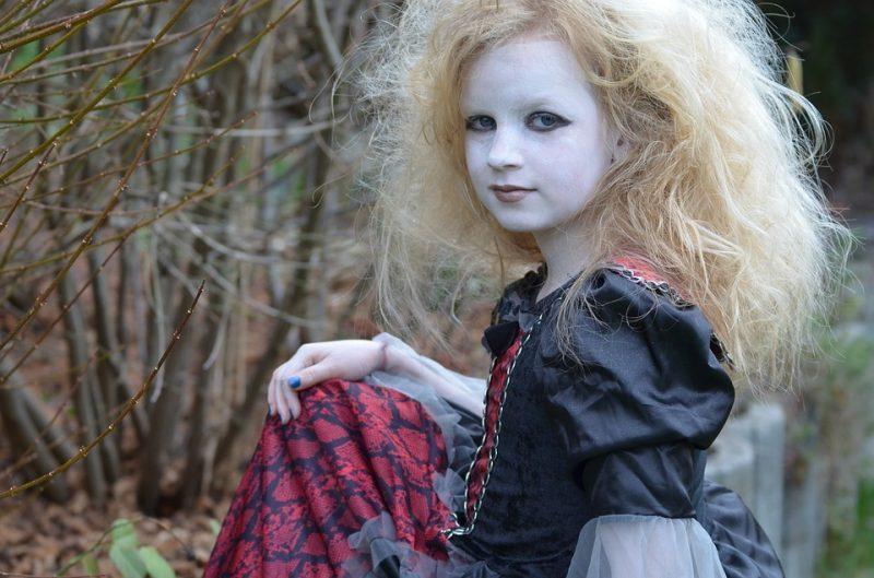 karneval verkleidung kostüm wald natur haar frisur die besten kostüme für kinder