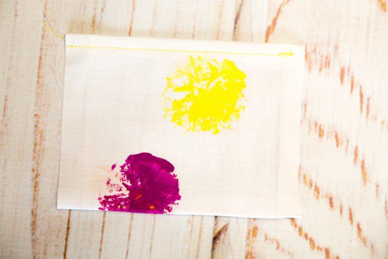 Kinderschürze nähen: Schnittmuster und DIY Anleitung