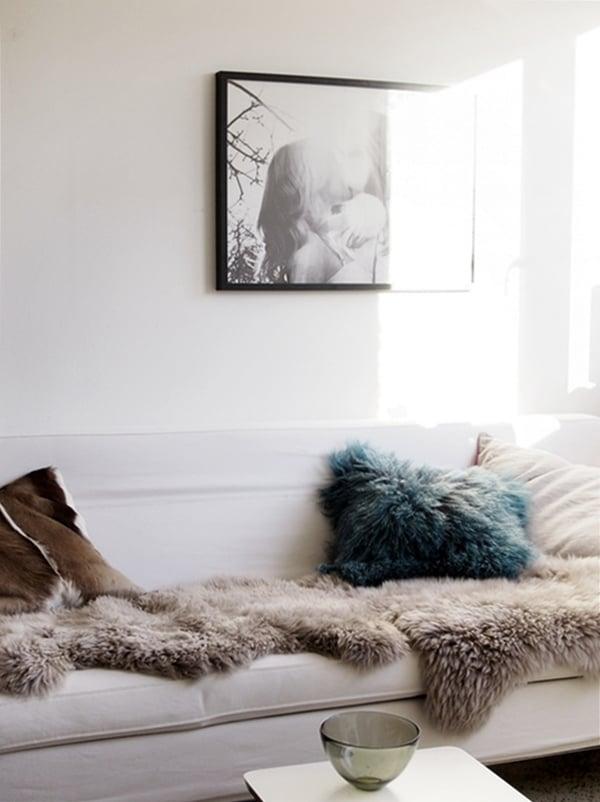 kissen als dekoration deko ideen wohnzimmer einrichten