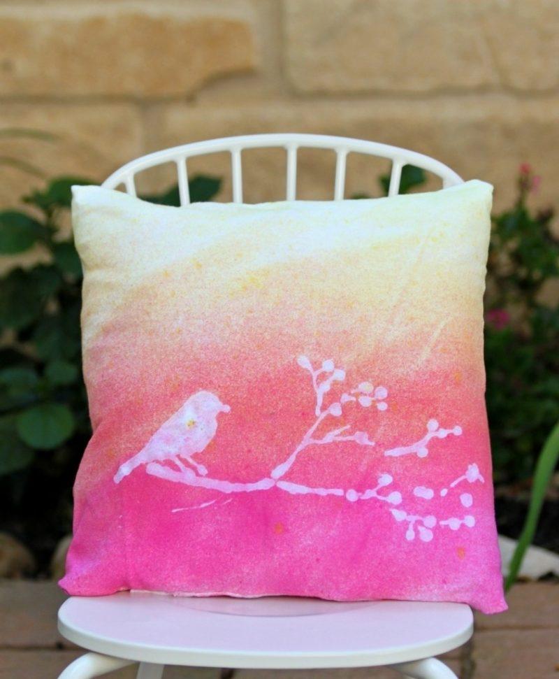 Kissenhülle nähen: Kreative Ideen für DIY Kissenbezug!