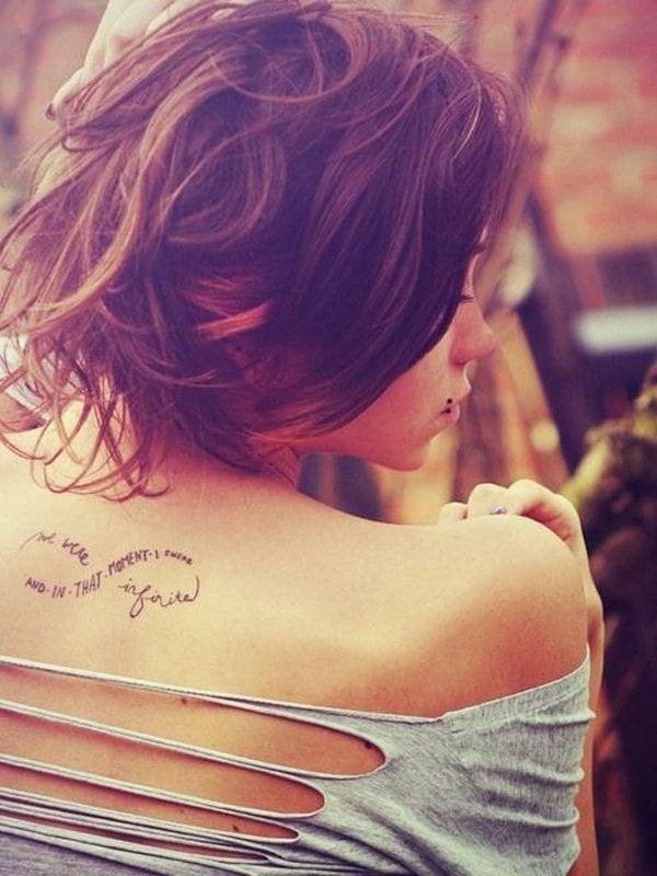kurzer tattoo spruch tattoo schriften