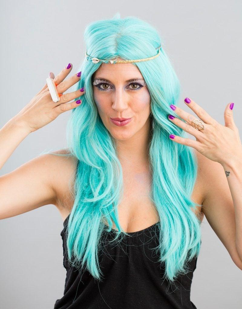 Verkleiden Sie sich mit sexy Kostüm - Meerjungfrau