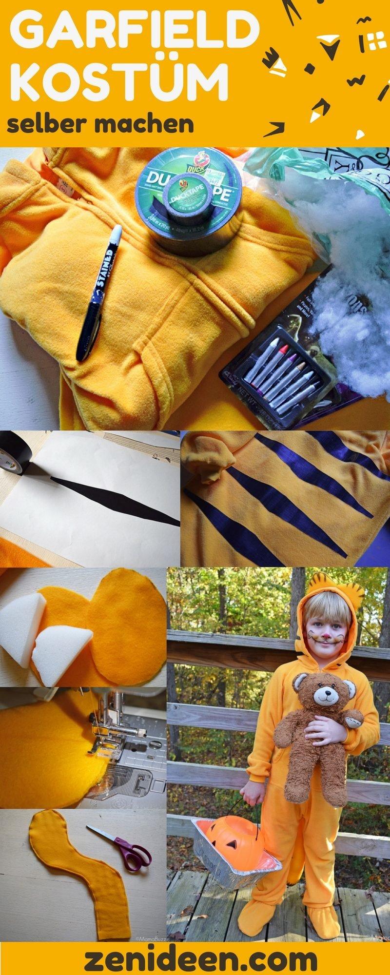 Folgen Sie diese einfache Anleitung für Kostüm nähen