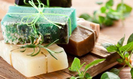 grüne Seife selber herstellen einfache Rezept