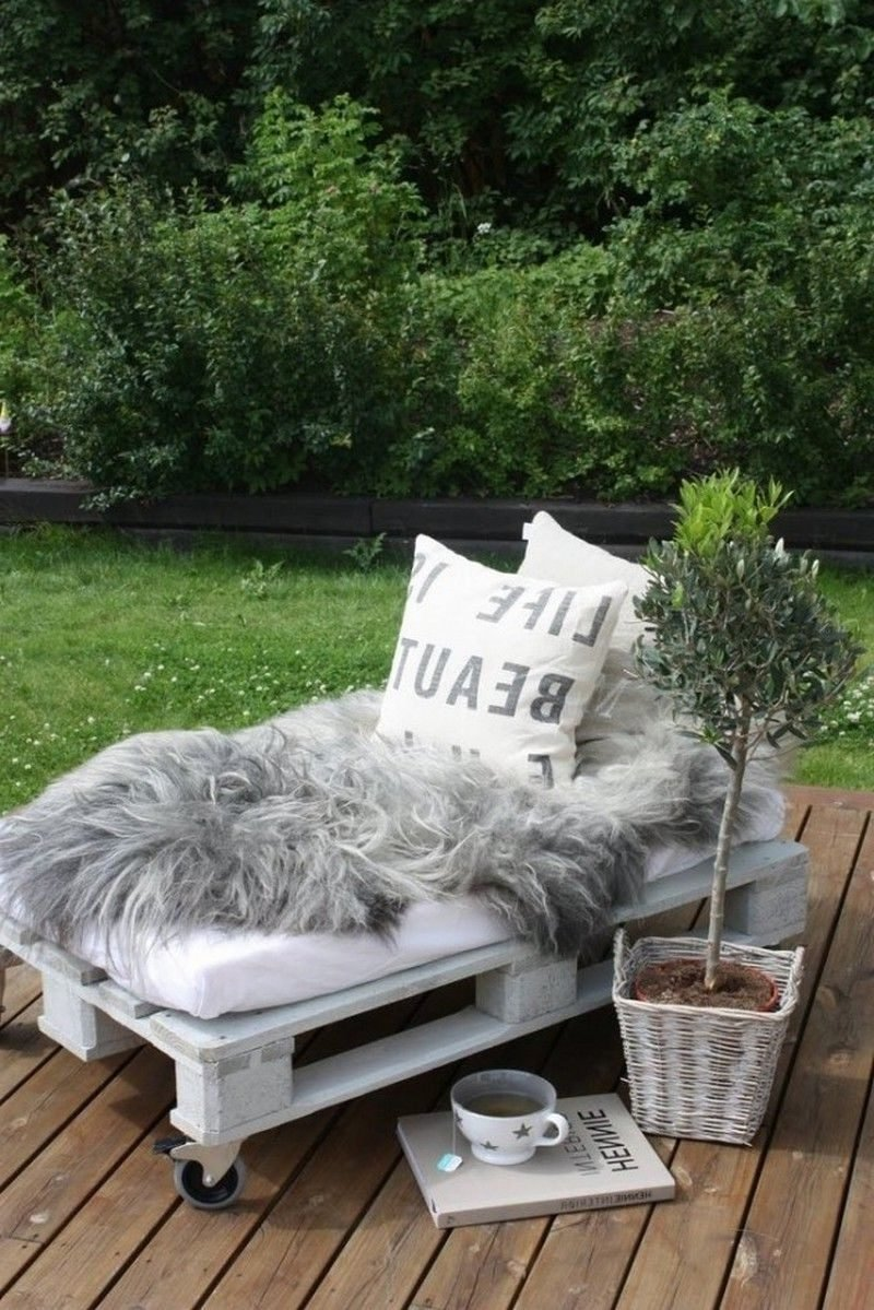 lounge aus paletten palettenmöbel selber bauen möbel aus paletten