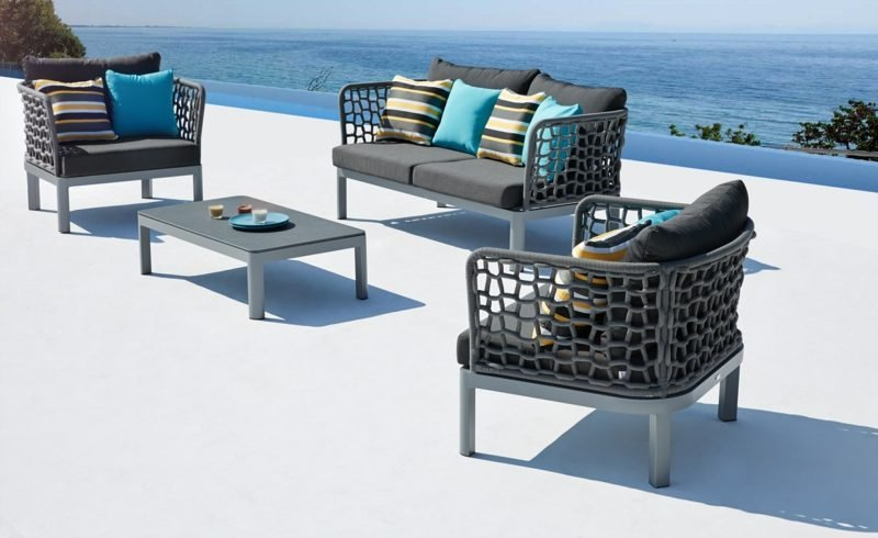 loungemöbel outdoor lounge set