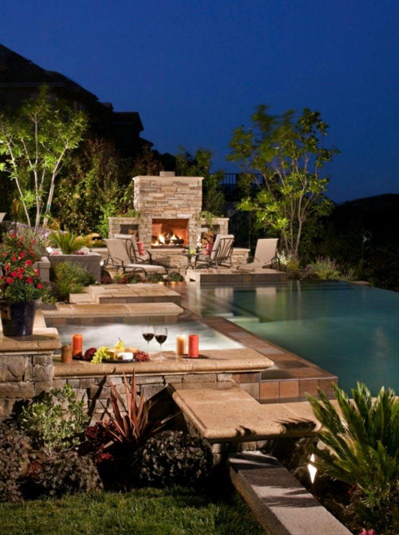 attraktive loungem bel outdoor m bel terrassen veranda zenideen. Black Bedroom Furniture Sets. Home Design Ideas