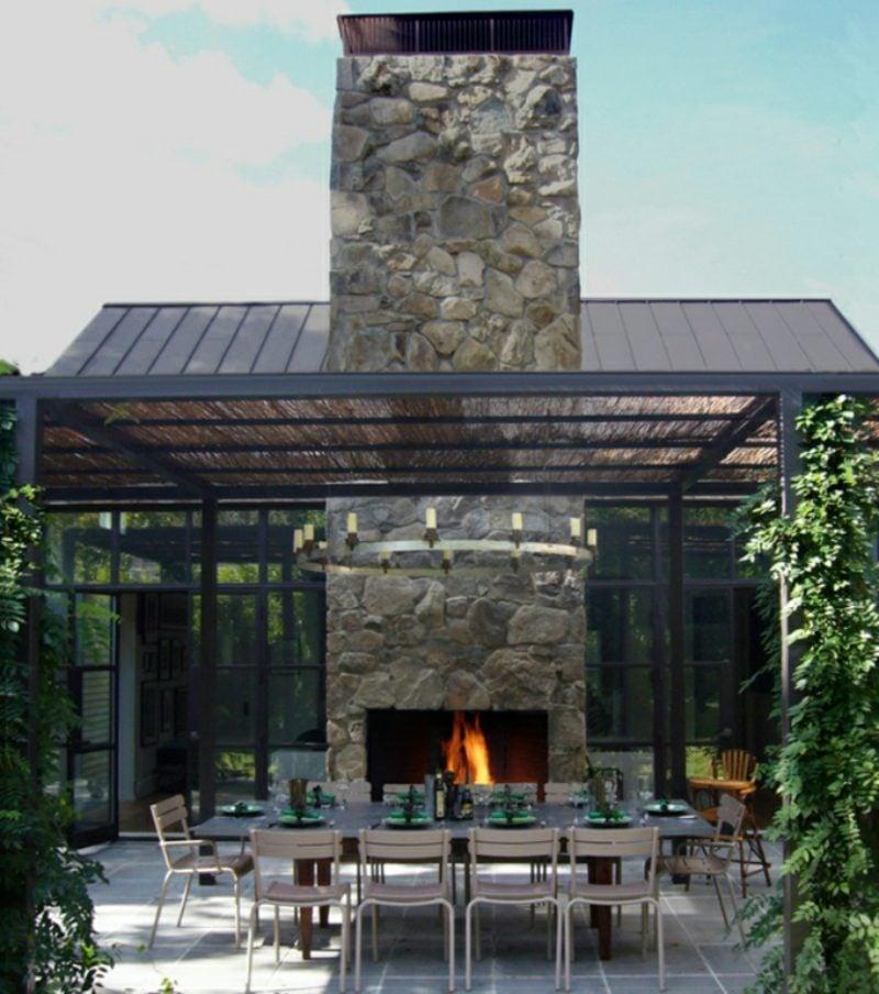 Attraktive loungemöbel outdoor   möbel, terrassen, veranda   zenideen