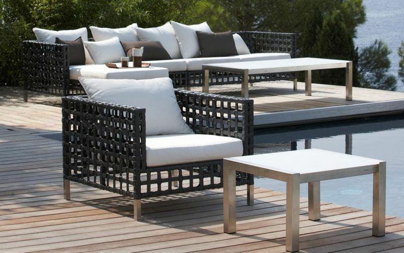 loungemöbel outdoor Modular Outdoor Furniture