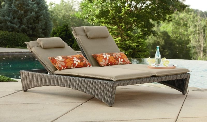 loungemöbel outdoor Pool Chaise Lounge Chairs