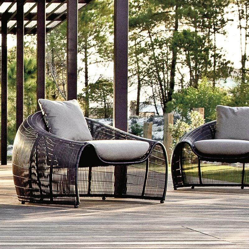 loungemöbel outdoor besten Outdoor Qualitäten polyrattan lounge