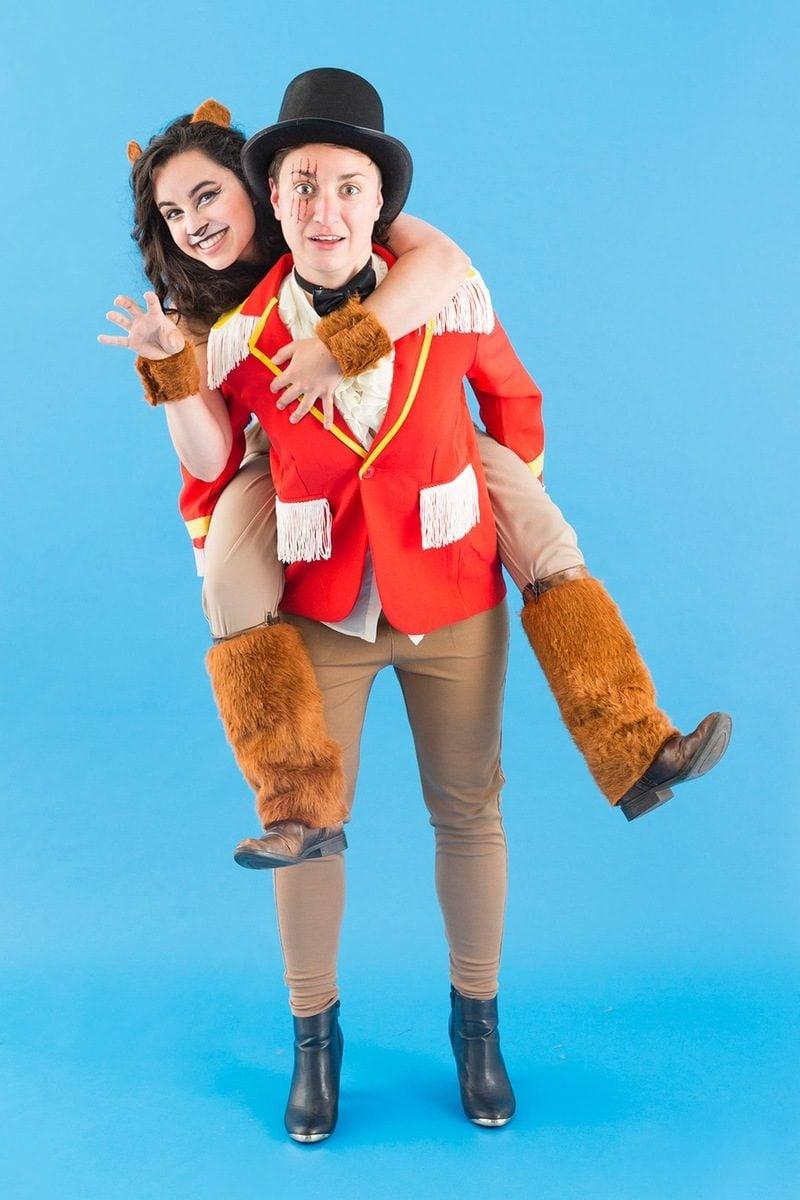 lustige kostüme für zwei gruppenkostüm fasching ideen karnevalskostüm kaufen