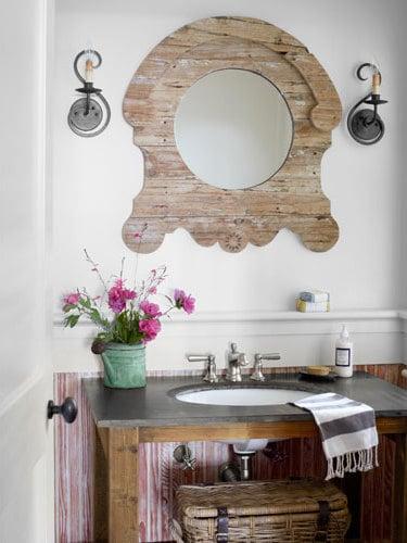 luxus badezimmer ideen accessoires modernes bad ideen spiegel