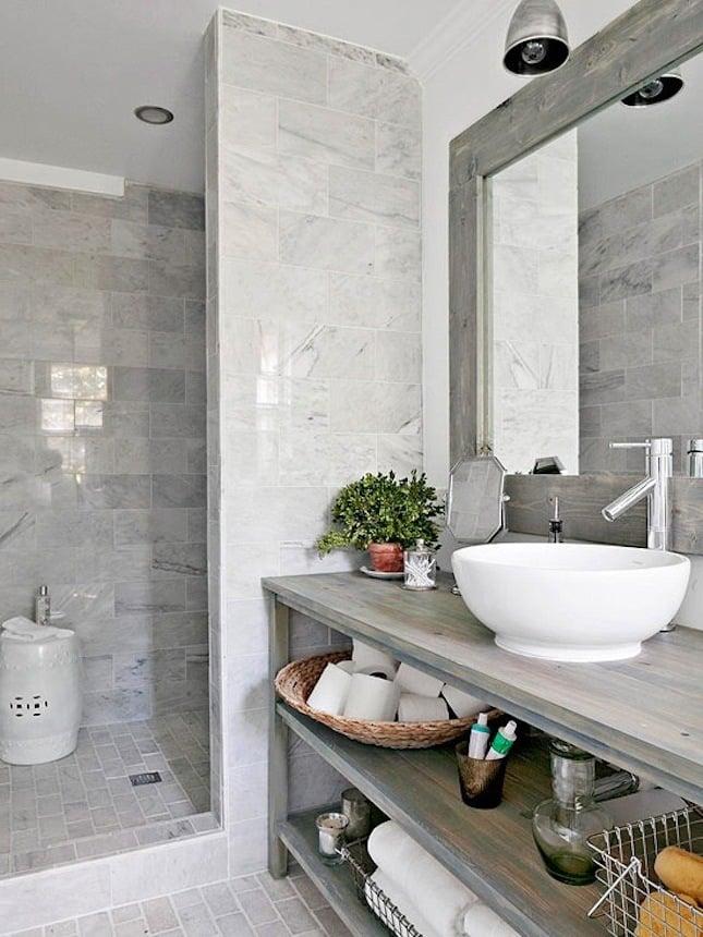 65 kreative Badezimmer Ideen für Ihr modernes Bad! - Badezimmer ...