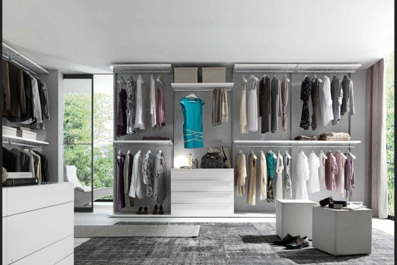 luxus zu hause offene kleiderschrank regalsysteme sleber machen