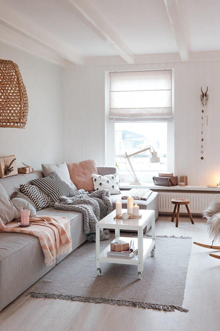 möbel landhausstil minimalist wohnzimmer einrichten design weiß landhaus möbel