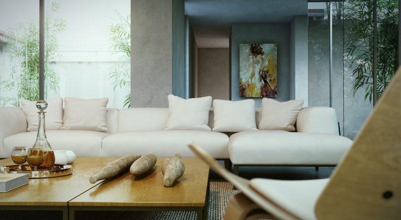 möbel landhausstil weiß leder sofa design einrichtung wohnzimmer tisch holz