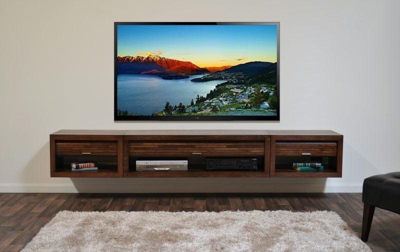 Moderne Mediamöbel sind praktisch und dekorativ!