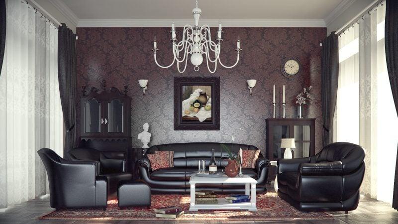 moderne asiatische Möbel