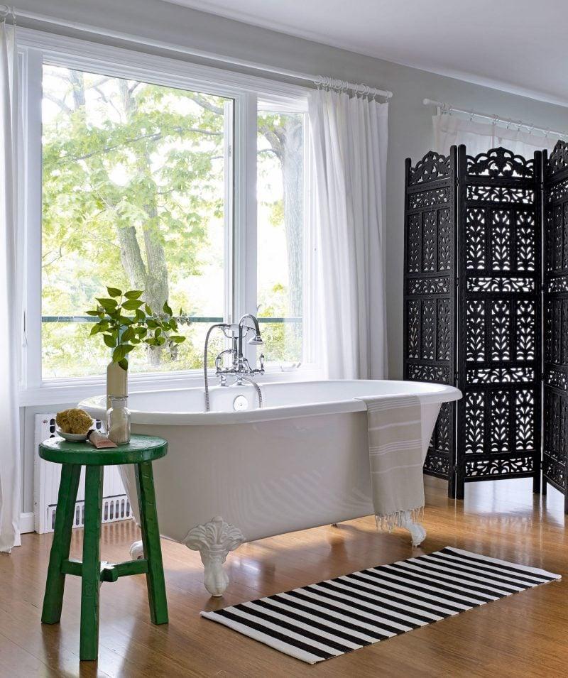 Moderne Badezimmer Ideen Modernes Bad Weiß Badewanne