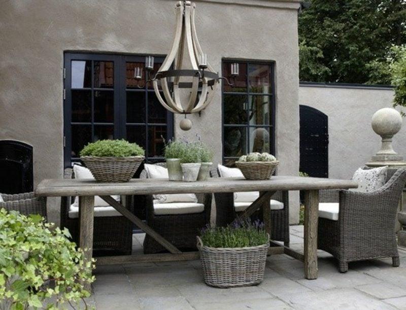 Großartig Moderne Gartenmöbel Ideen - Die besten Einrichtungsideen ...