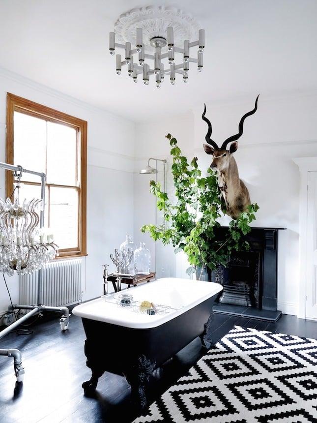 modernes badezimmer ideen schönes bad einrichten dekoideen
