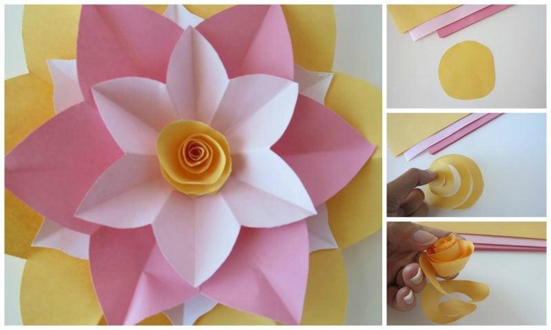 53 Anleitungen Für Origami Blume - So Werden Sie Einzigartige