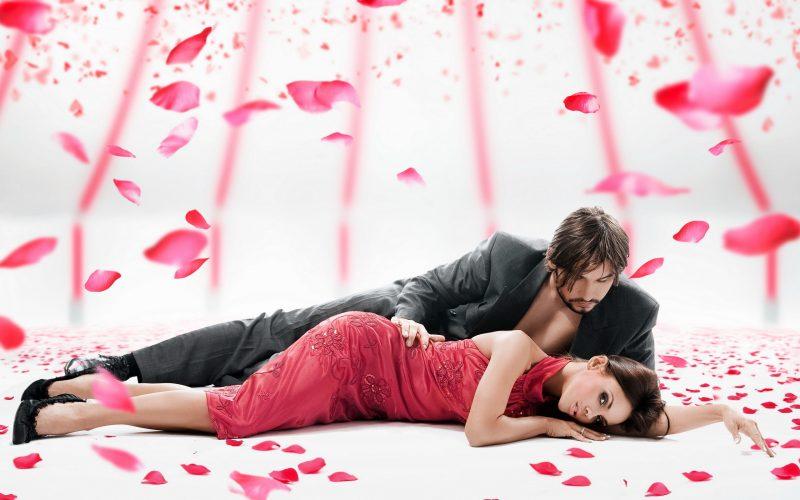 Romantische Accessoires in Rot!