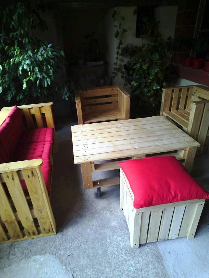 palettenmöbel bank aus paletten selber bauen schritt 11 tisch aus paletten