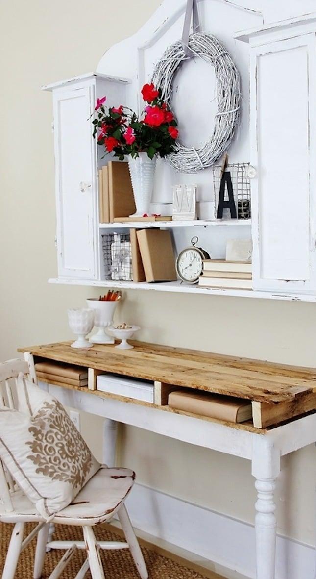 palettenmöbel selber bauen tisch aus paletten möbel aus paletten bastelideen