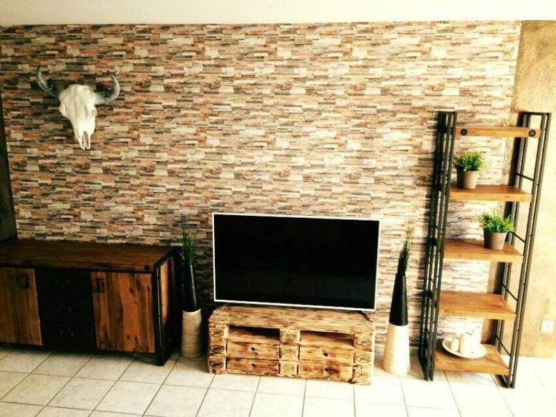 palettenmöbel selber bauen tv tisch möbel aus paletten tisch aus paletten