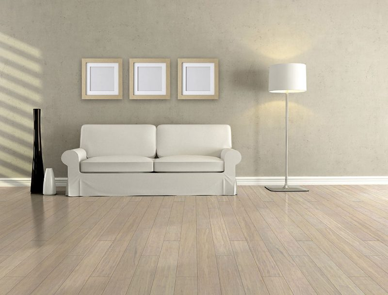 Renovierung und Einrichten Tipps - Natur beim Bodenbelag